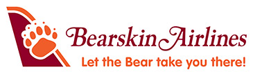 Bearskin Airlines Logo
