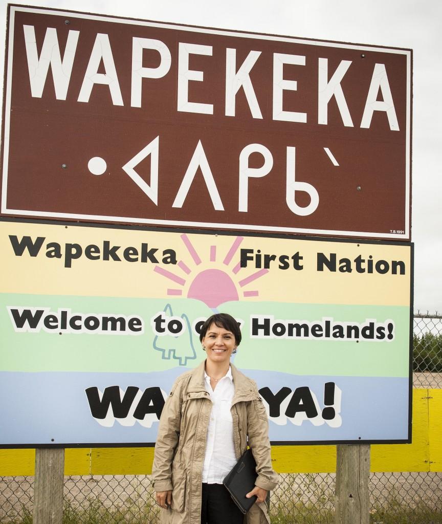 Wapekeka