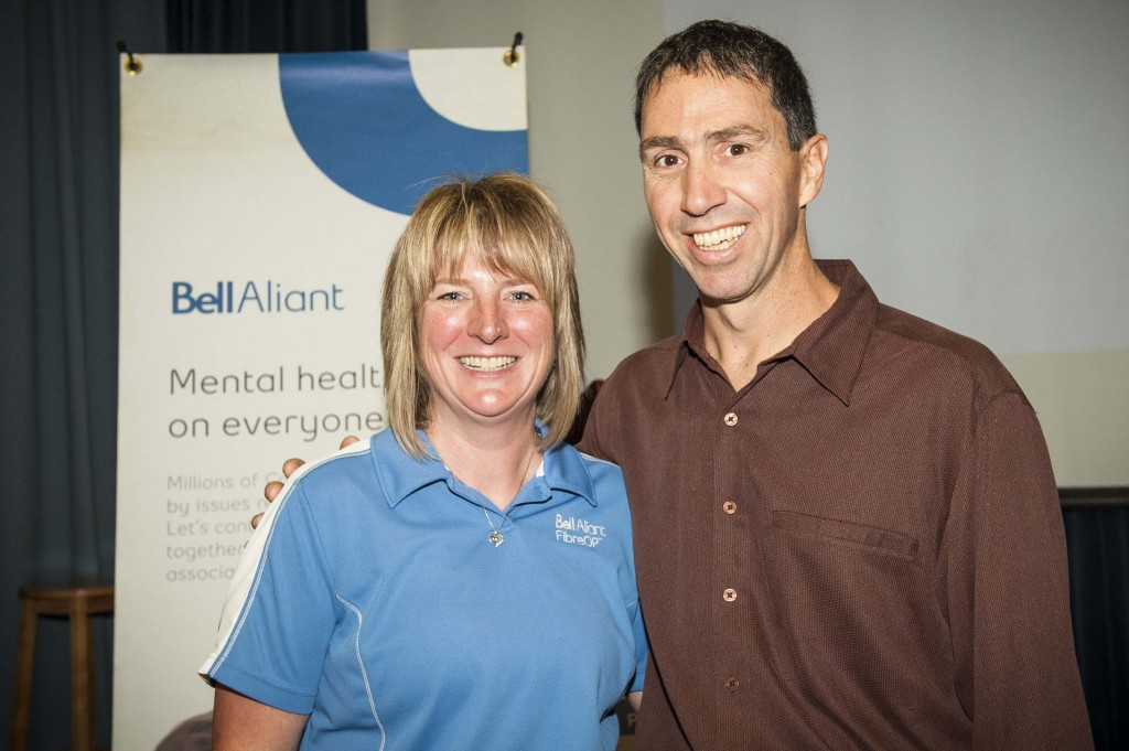 Bell Aliant Supports Suicide Prevention