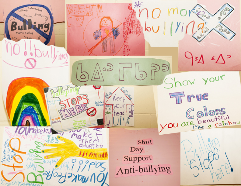 Anti-bullying Art